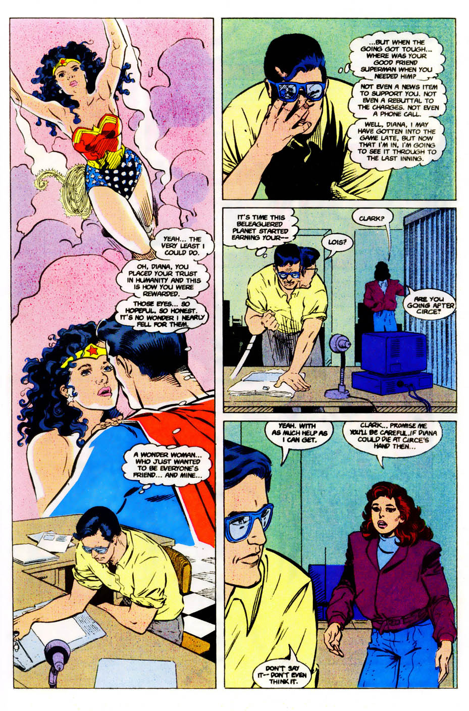 Read online Wonder Woman (1987) comic -  Issue #61 - 15