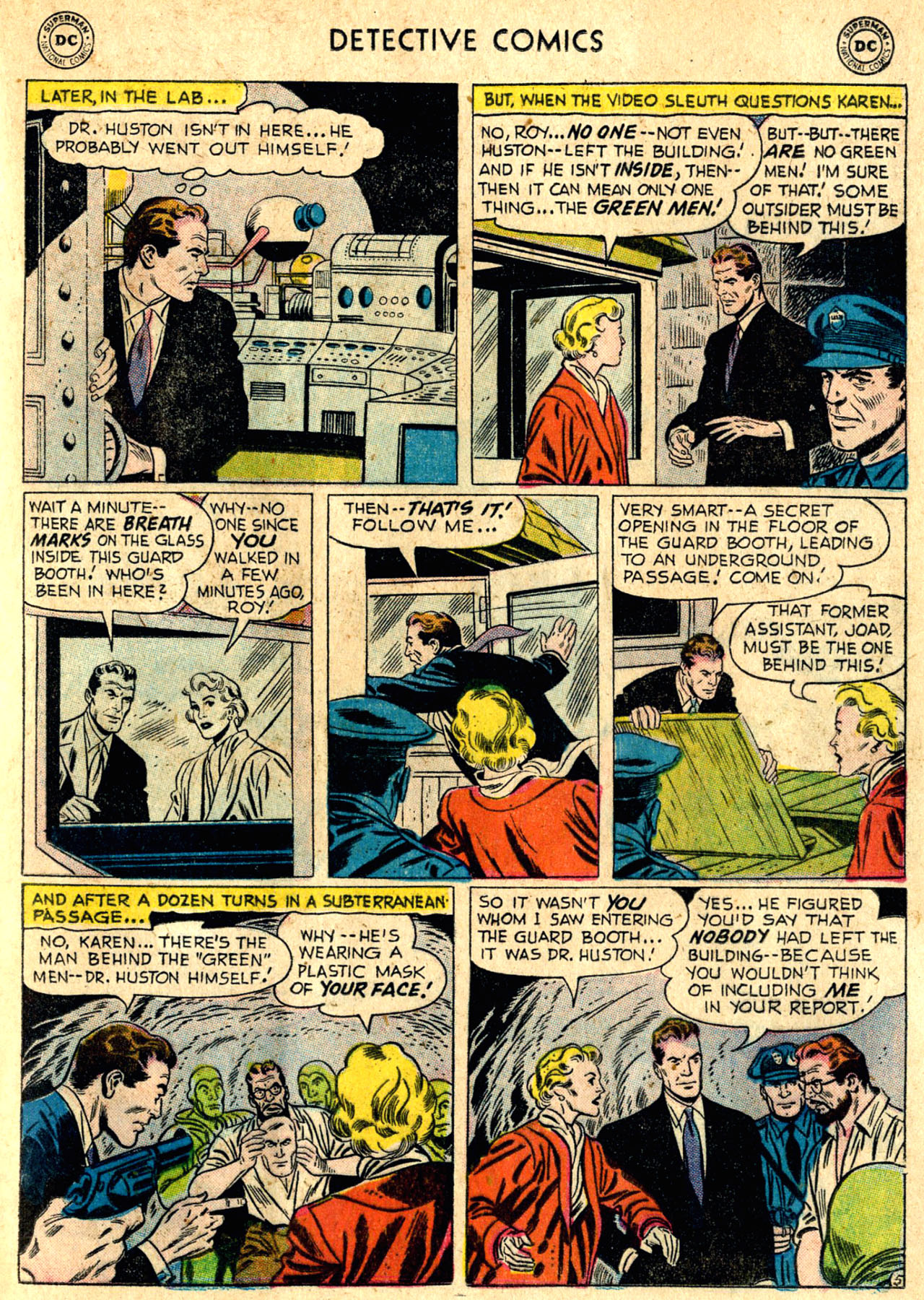 Detective Comics (1937) 238 Page 20