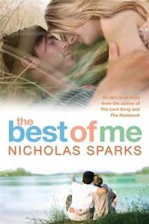 News: O melhor de mim, de Nicholas Sparks no Brasil. 10