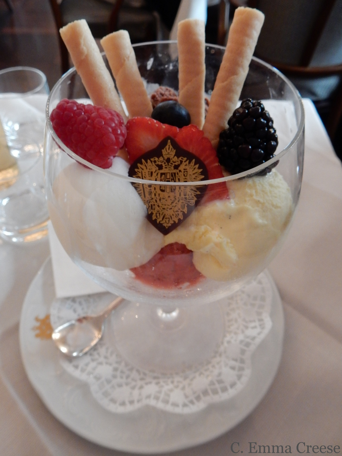 Hotel Imperial luxury cake in Vienna Adventures of a London Kiwi
