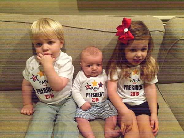 Sarah Huckabee Sanders Children