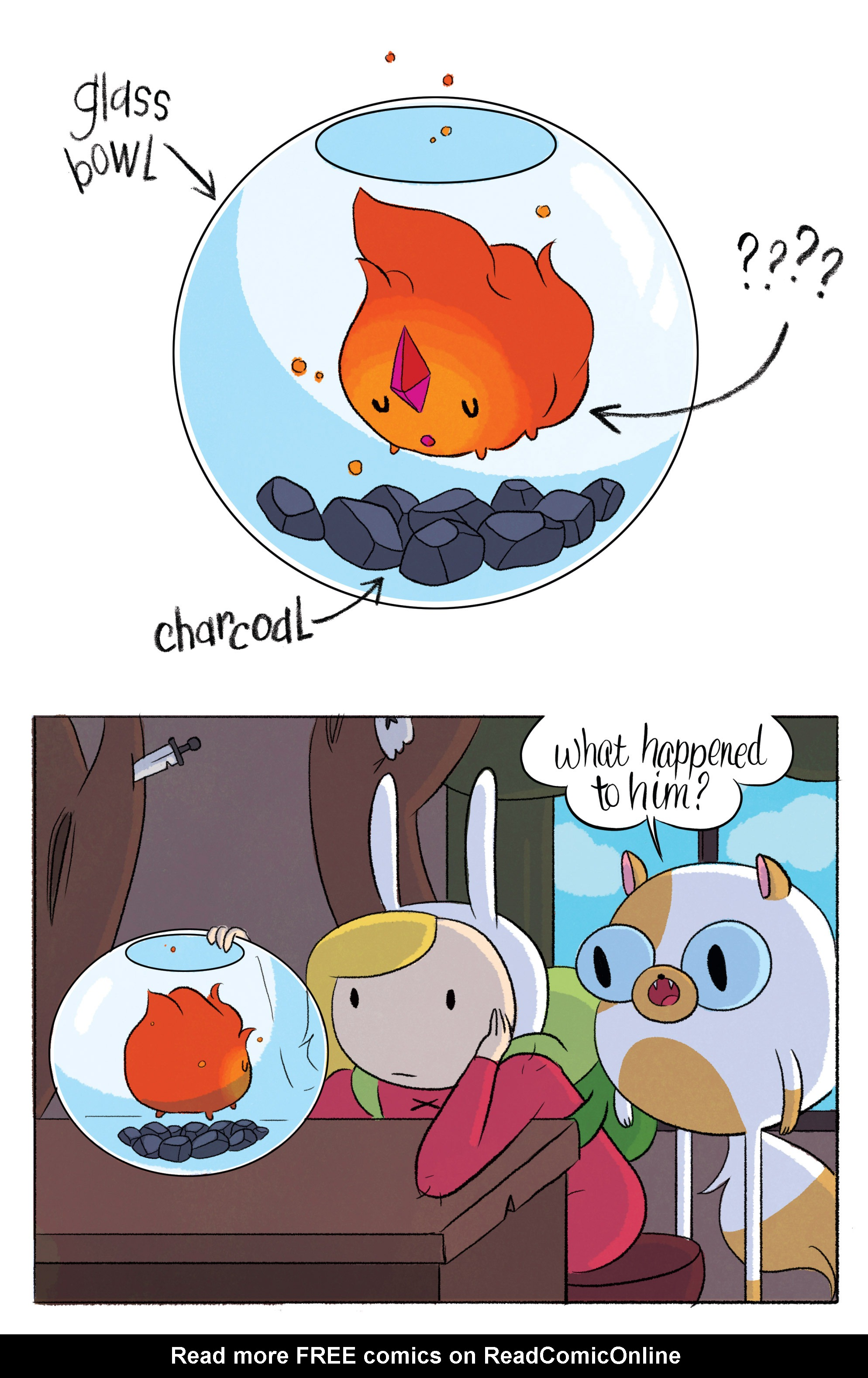 Read online Adventure Time with Fionna & Cake comic -  Issue #2 - 16