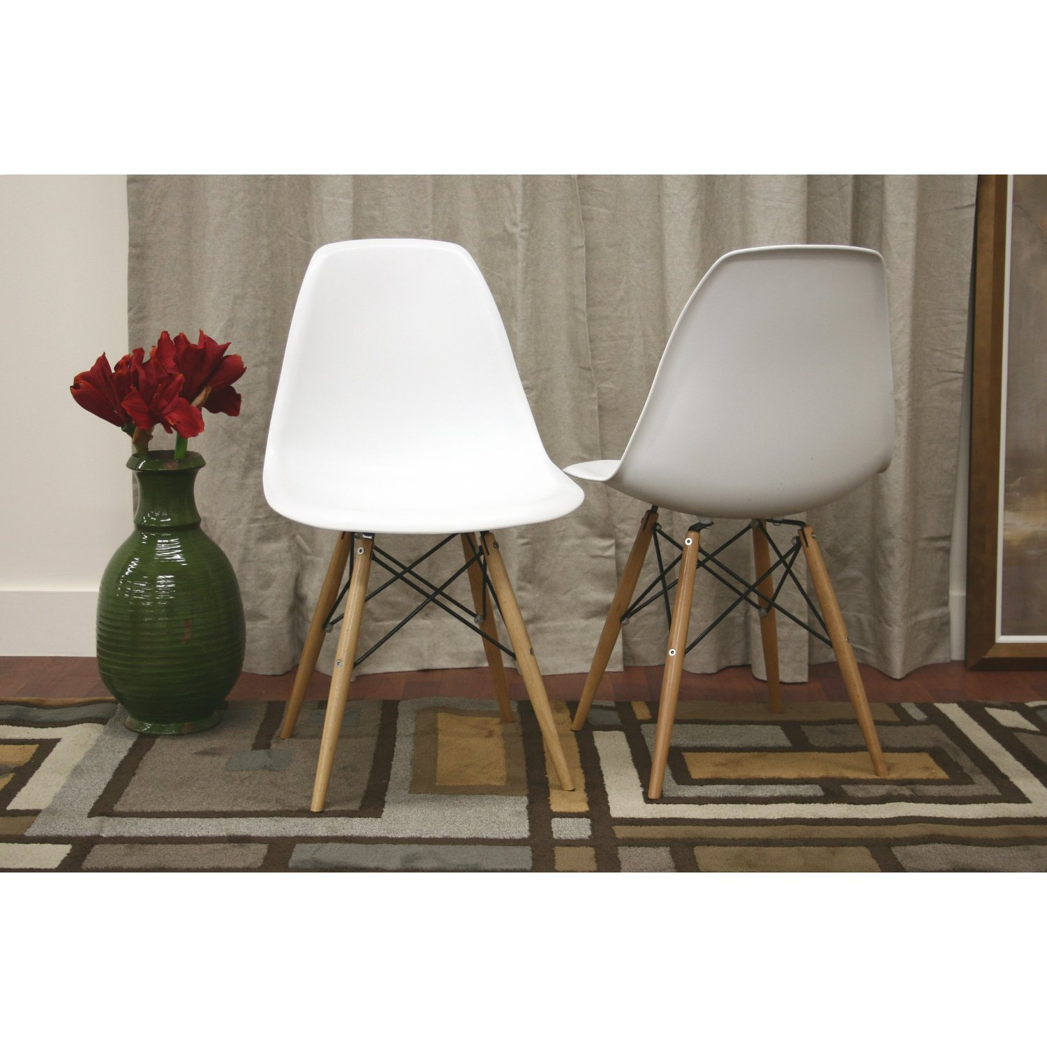 Mid Century Midwest Dining Chairs