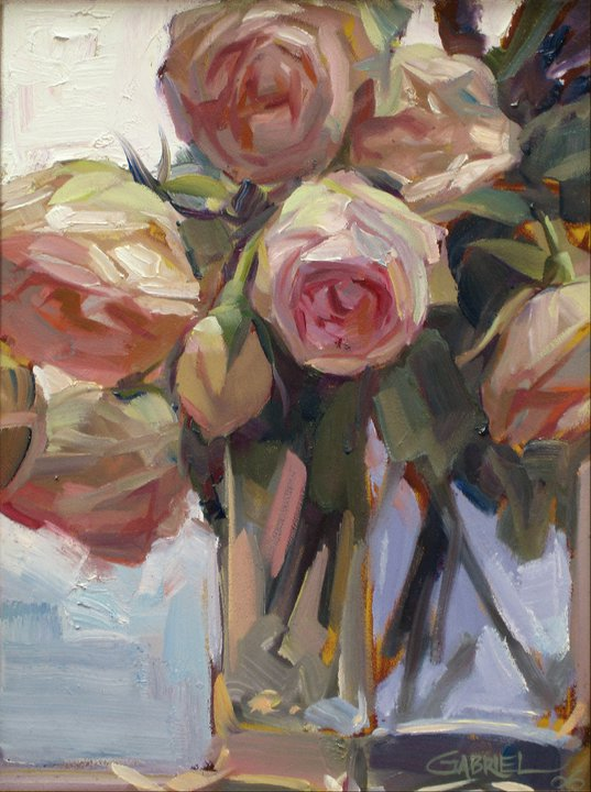 Gabriel Mark Lipper American Painter Tutt Art