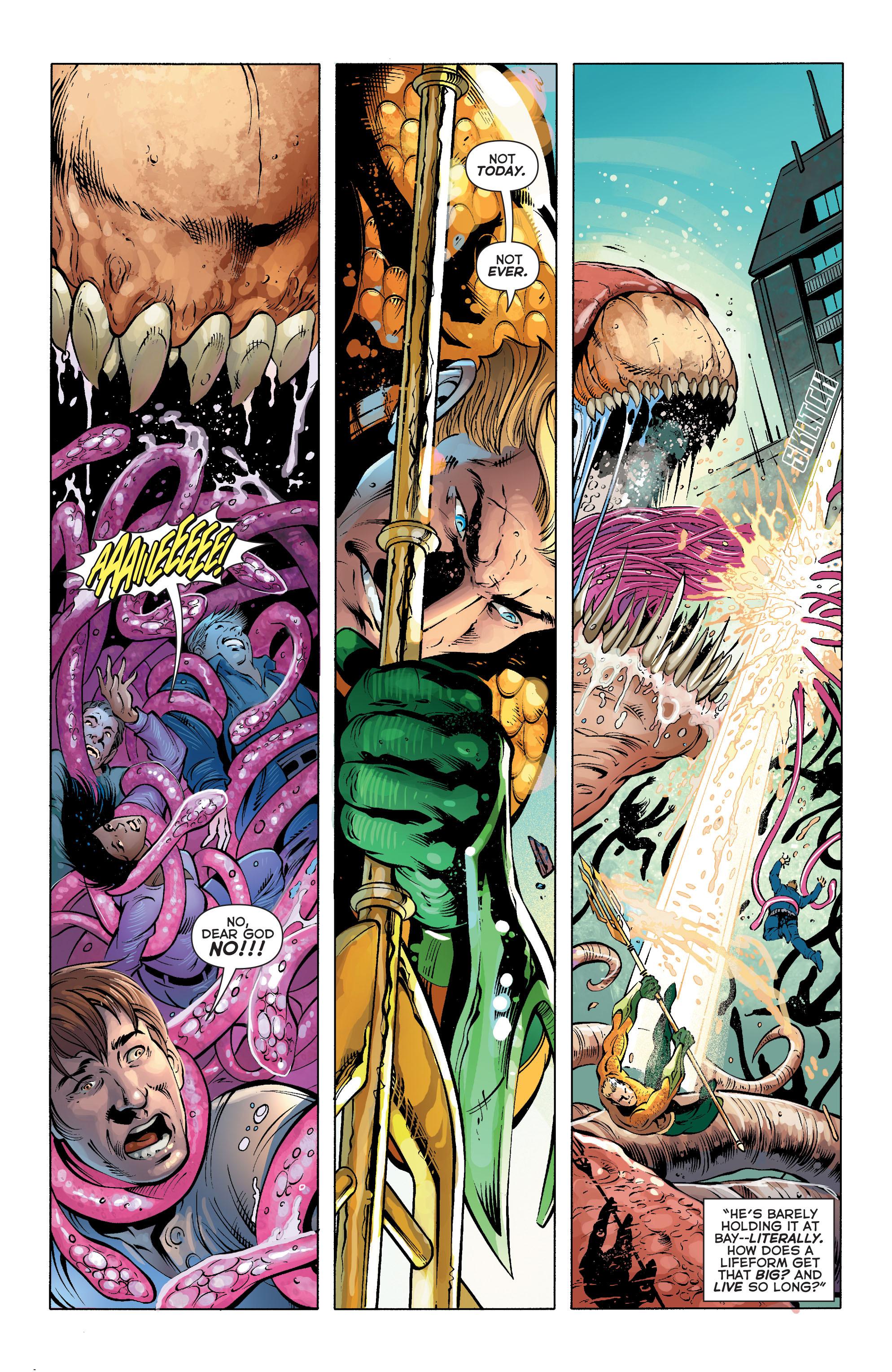Read online Aquaman (2011) comic -  Issue #27 - 6