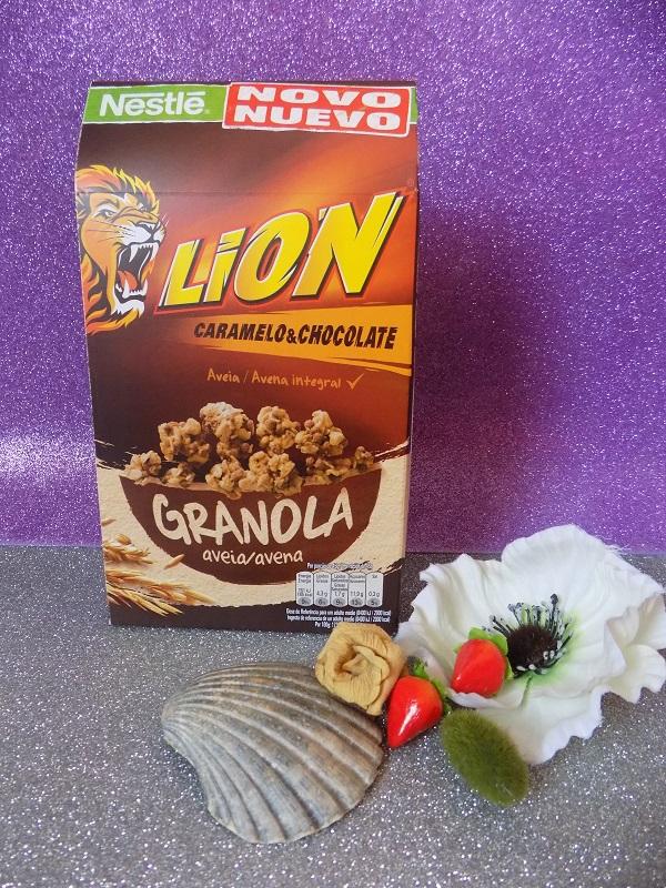 lion granola