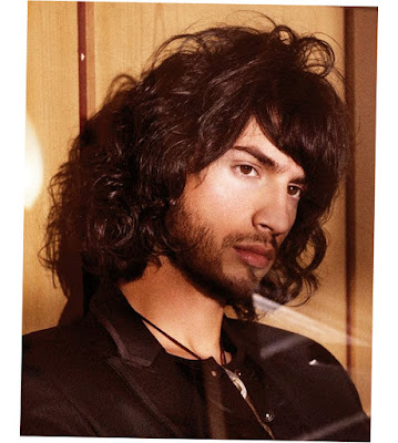 Mens Long Length Hairstyles Classic Style