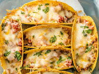 BAKED CHICKEN TACOS RECIPE (EASY, SPICY, PERFECT)