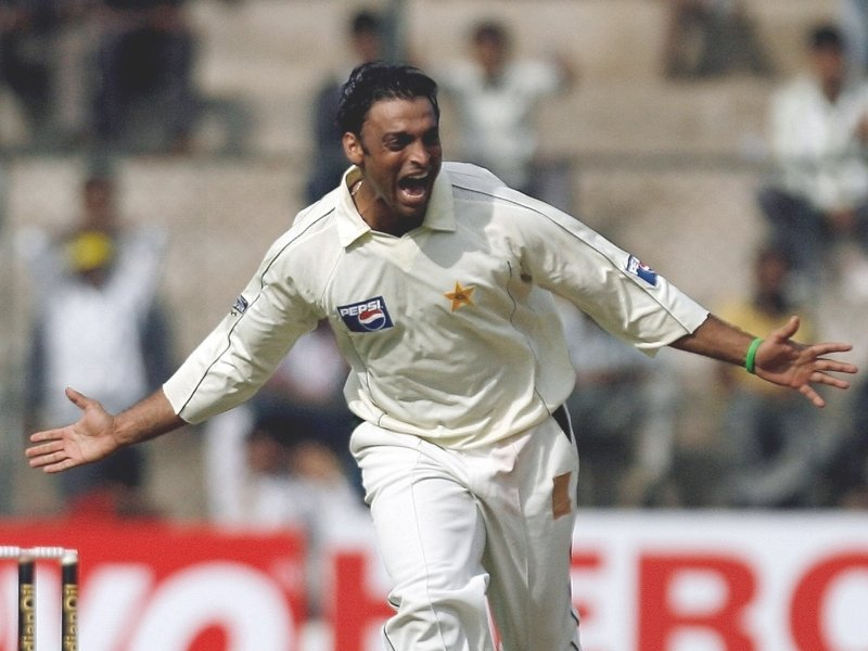 Any Thing: SHOAIB AKHTAR