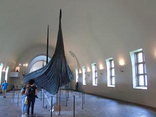 museo bygdoy barco vikingo oslo noruega