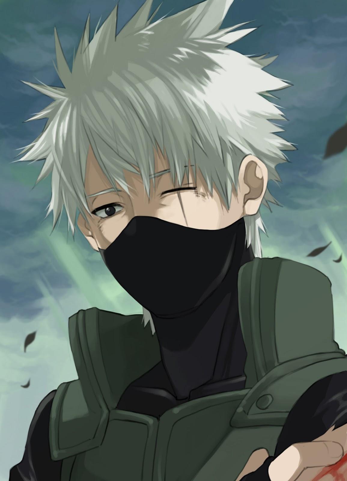 Lovely World 20 Karakter Cowok Tertampan Di Anime Naruto