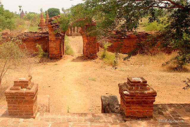 Bagan Myanmar Temple Blog