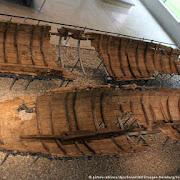 Немецкие ученые восстанавливают древнеримский военный корабль