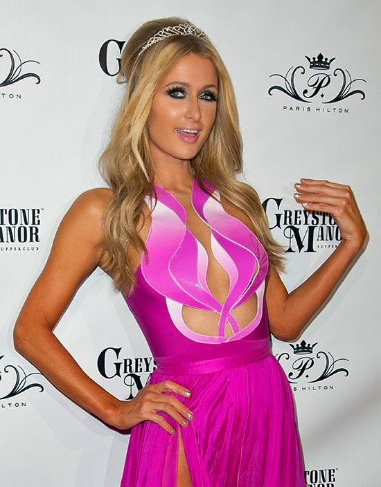 Paris Hilton With No Panties 101