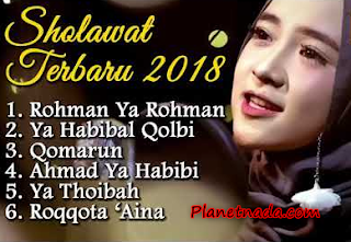 Download Lagu Sholawat Terbaru Nisa Sabyan Full Album