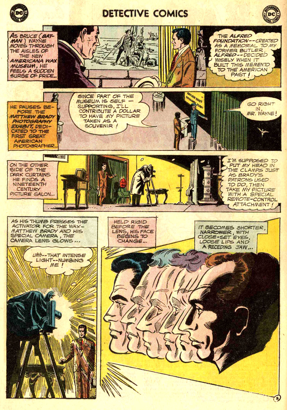 Detective Comics (1937) 331 Page 3