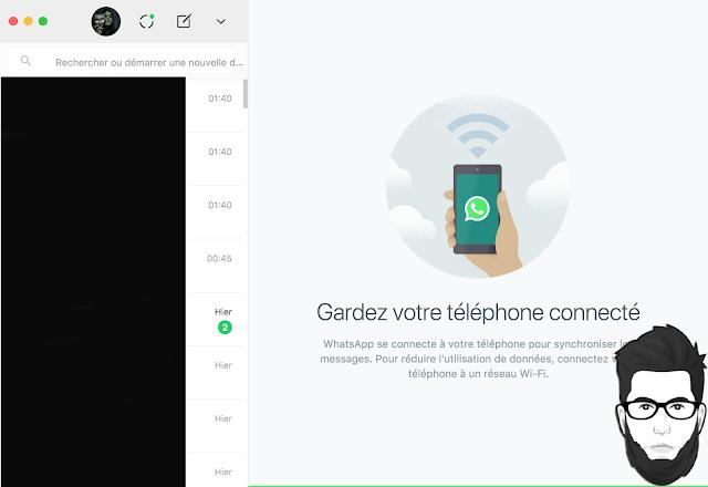 طريقة سهلة للتجسس على الواتس اب  للاندرويد و الايفون مجانا 2019