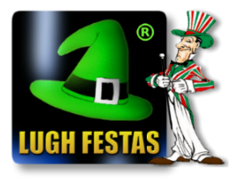 Logo Lugh Festas post do Fluminense