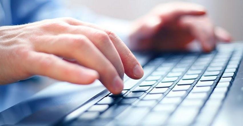 DRELM inició la era de las notificaciones electrónicas - www.drelm.gob.pe