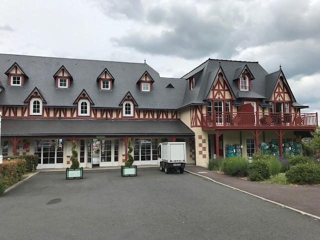 pierre et vacances residence premium et spa à houlgate normandie