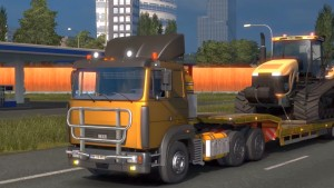 MAZ 6422M RTA truck mod