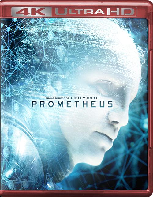 Prometheus [2012] [UHD] [2160p] [Latino – Castellano]