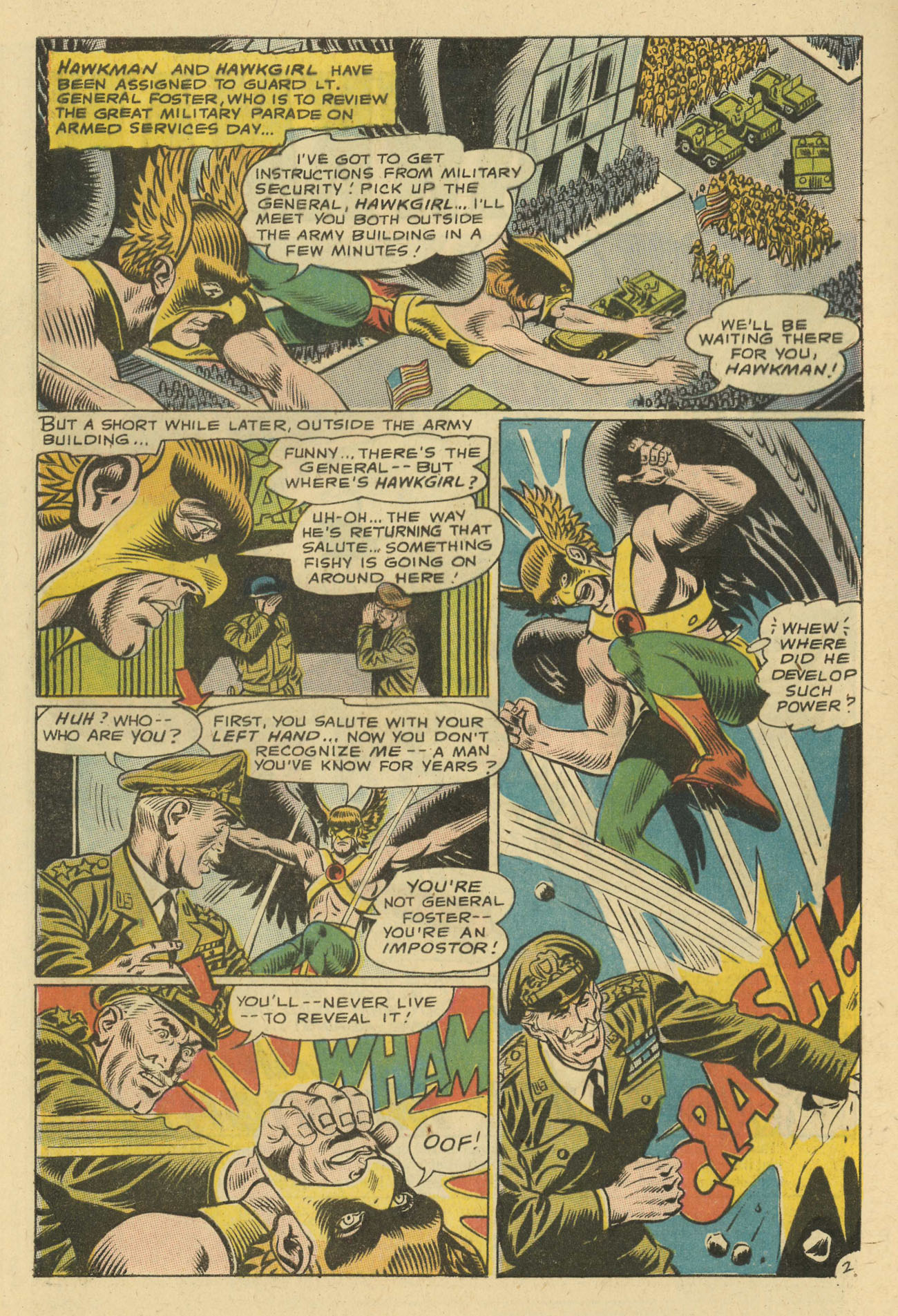 Hawkman (1964) issue 24 - Page 4