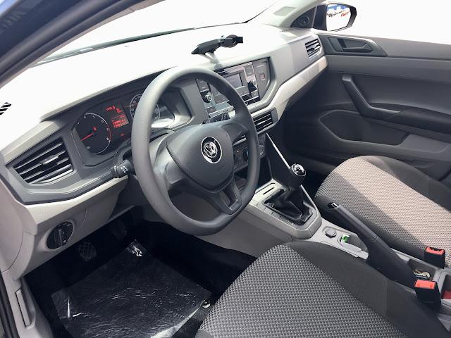 Novo VW Polo 1.0 MPI 2018: impressões aos 600 km