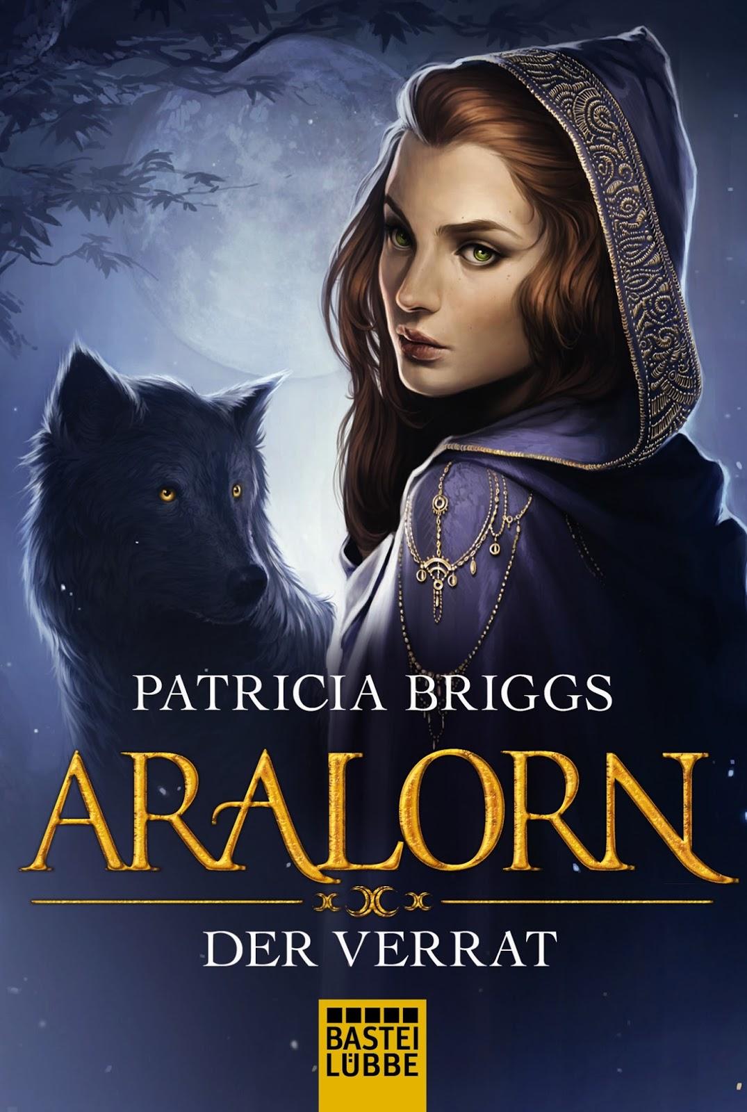 Aralorn - Der Verrat von Patricia Briggs