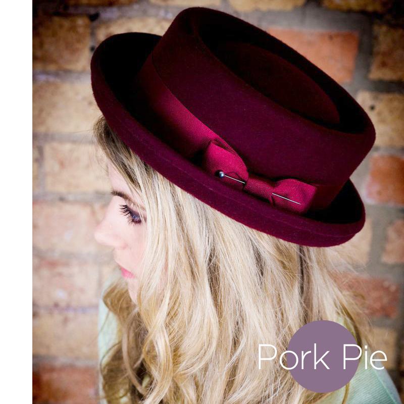 Si alguna vez habéis tomado algo en un pub inglés entenderéis el nombre de  este sombrero. Tiene una horma recta 2bdf9335549