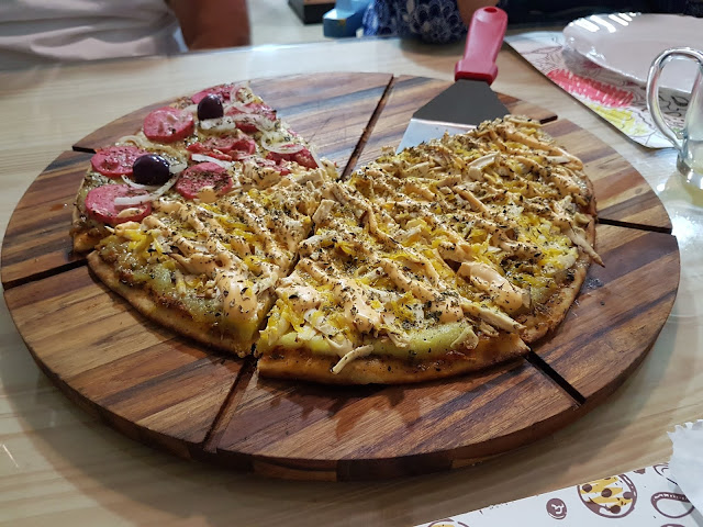 MEU ANIVERSÁRIO | Mudando o visual; pizza VEGANA; Pôr do sol em SALVADOR