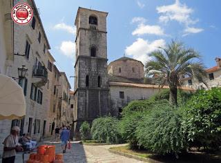 Kotor, Montenegro - Colegiata de Santa Maria