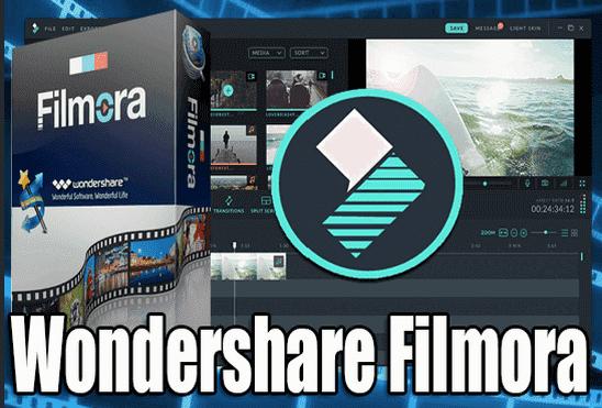 تحميل وتفعيل برنامج Wondershare Filmora 9.2.1.10 عملاق المونتاج وتحرير الفيديو