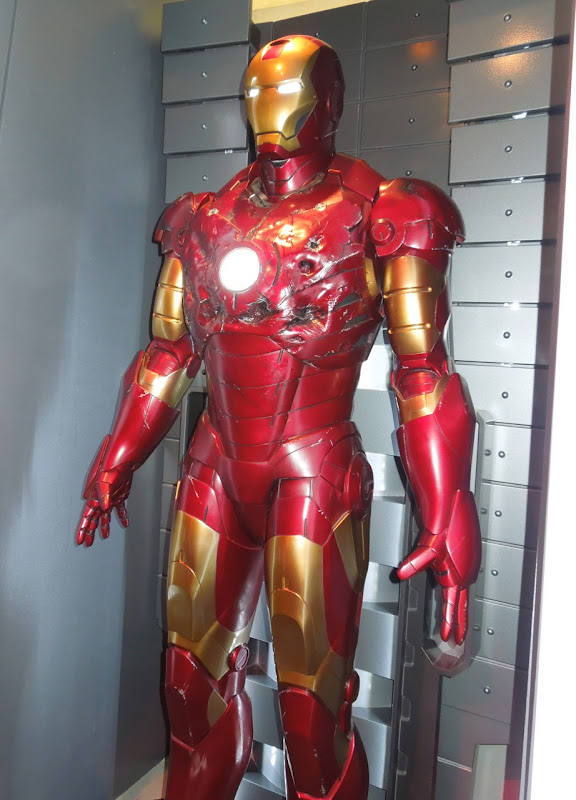 Iron Man mark III armour