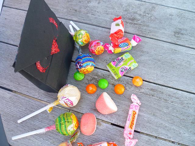 Bonbons pour Halloween