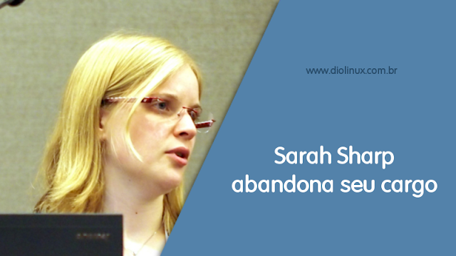 Sarah Sharp sai do desenvolvimento do Kernel Linux