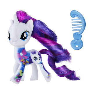 All About Brushable My Little Pony Rarity