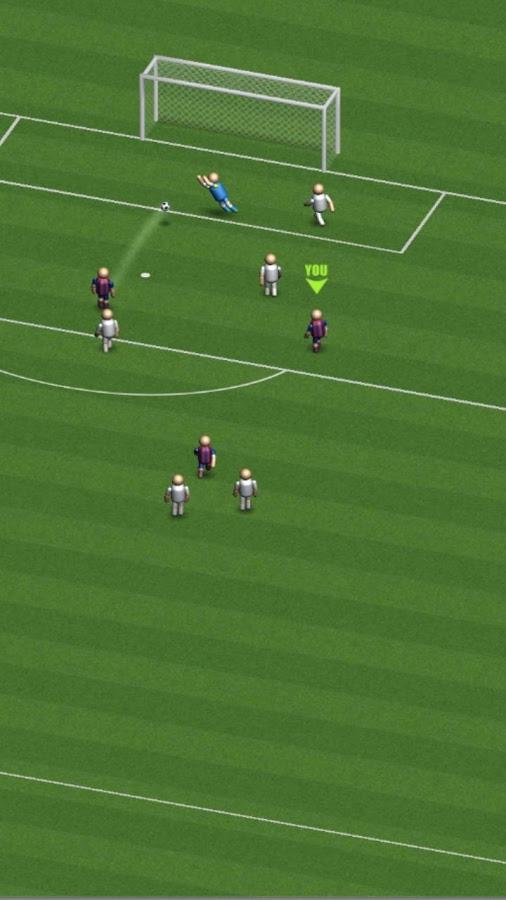 Soccer top scorer 2 MOD APK