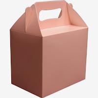 Caja para Lunch.