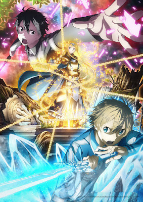 Download Anime Sword Art Online - Alicization Subtitle Indonesia Full HD Google Drive