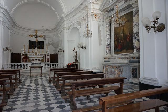 L'église de San Giorgo