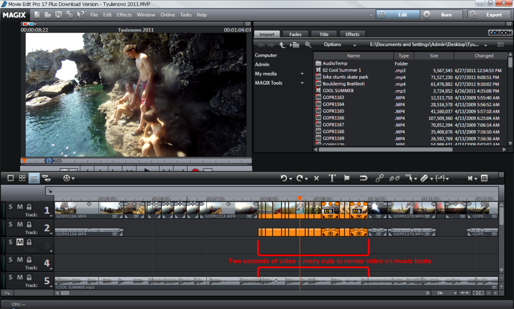 gopro editing software for windows 7