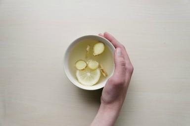 Jahe dan lemon bermanfaat untuk mengobati flu