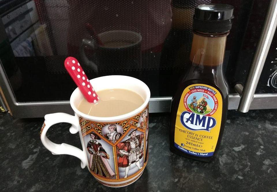 f01de9f72ca Smell the tea and coffee: Camp Coffee