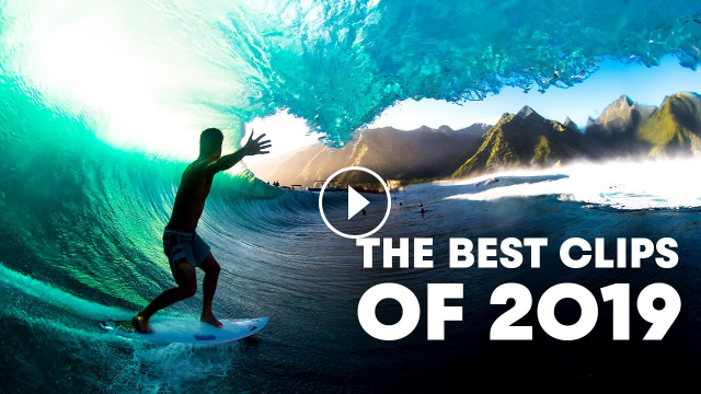 From The Peaks Of Nazaré To The Barrels Of Teahupo o This Is The Best Of Red Bull Surfing 2019