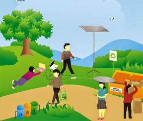 Pengertian Lingkungan, Penanggulangan, dan Kerusakanya