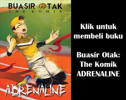 Buasir Otak: The Komik (Adrenaline)