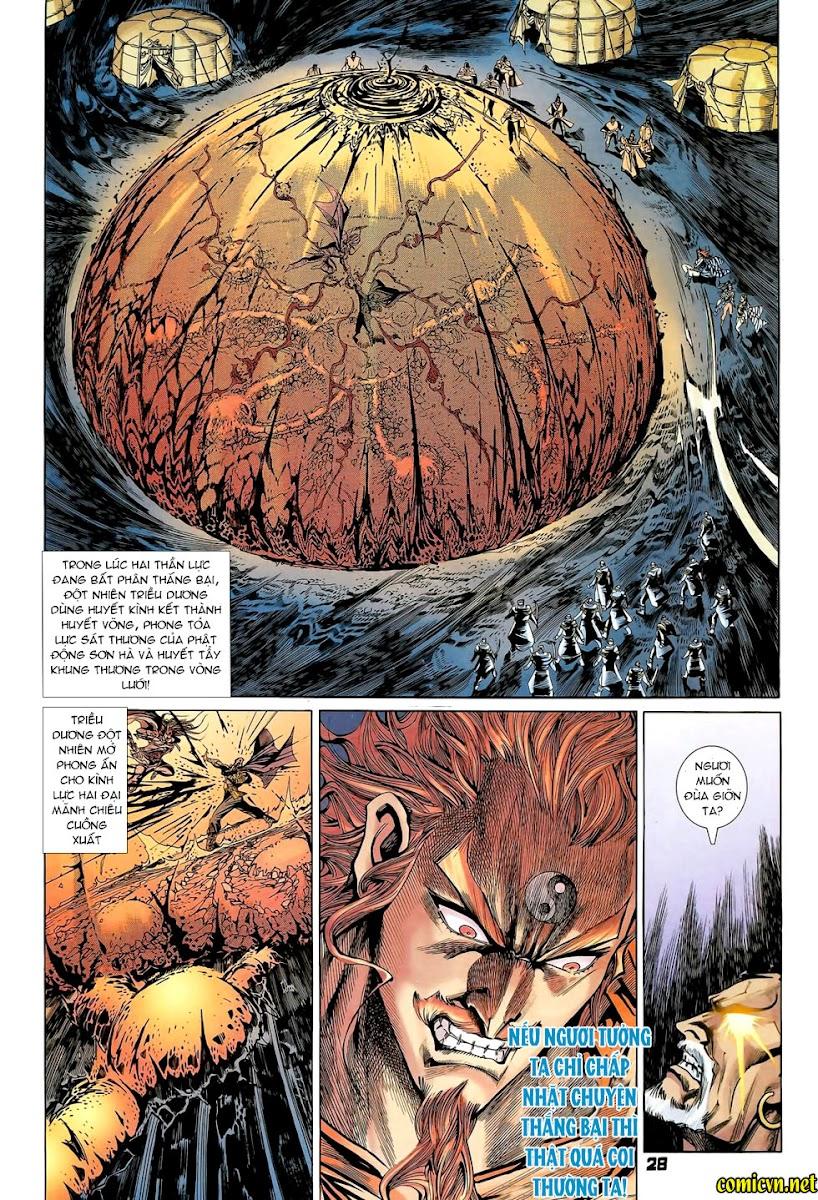 Đại Đường Uy Long chapter 93 trang 28
