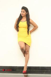 Actress Tarunika Pictures in Short Dress at Ramasakkanodu Movie Opening  0209