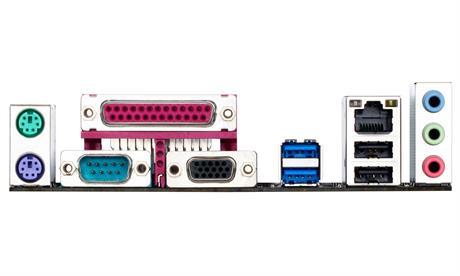 Main Gigabyte H81 DS2